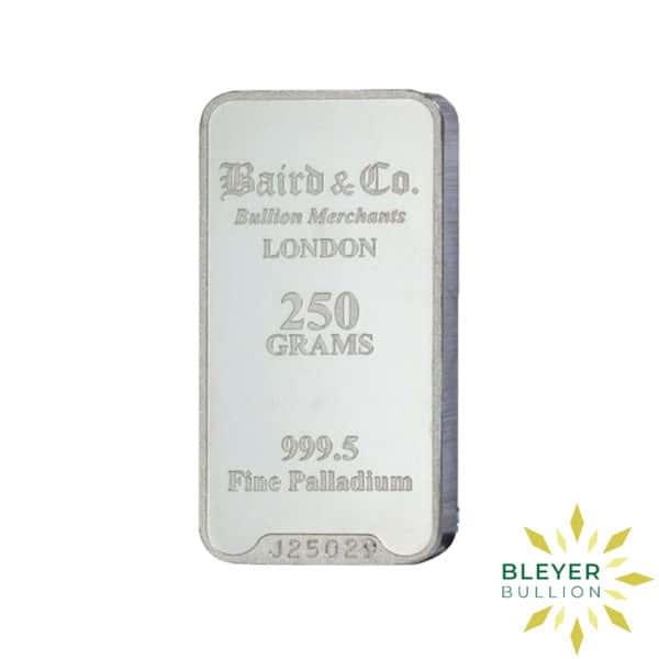 Palladium Baird Bars 250g 1