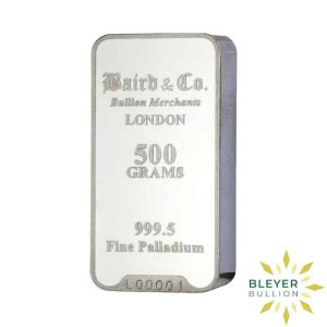 Palladium Baird Bars 500g 1