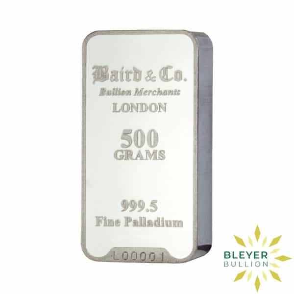 Palladium Baird Bars 500g 1