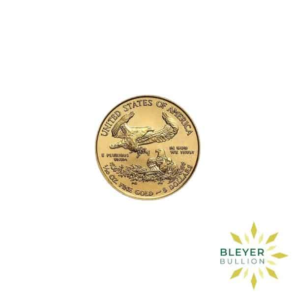 Bleyers Coin Cutouts Best Value Gold American Eagles 1 10oz Front