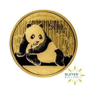 Bleyers Coin 1oz Gold Chinese Panda Coin 2015 1