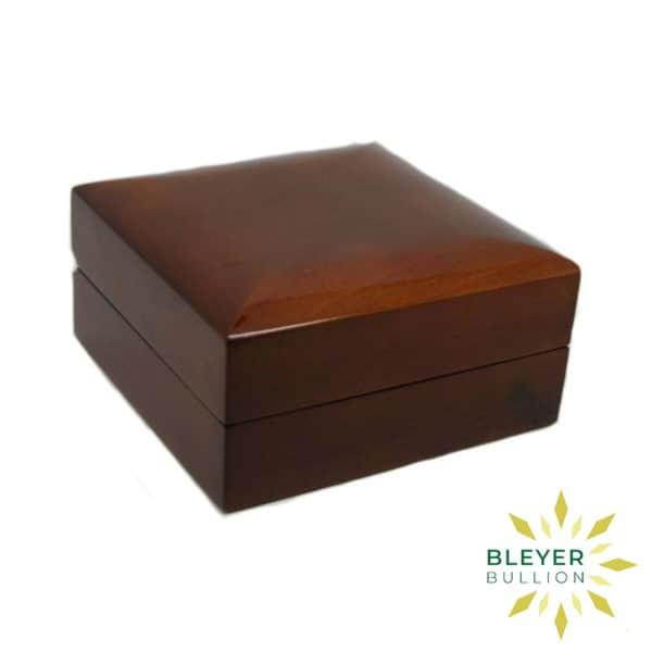 Bleyers Coin Wooden Presentation Box 2