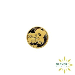 Bleyers Coin 3g Gold Chinese Panda Coin 1