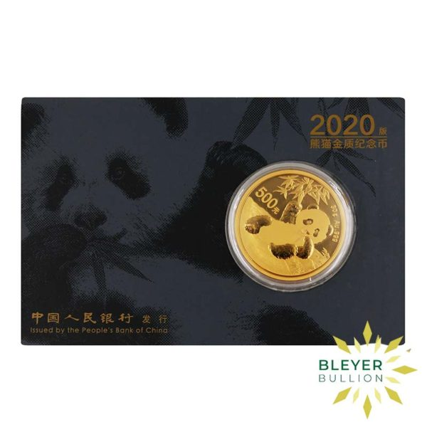 Bleyers Coin Best Value 30g Gold Chinese Panda Coin 3