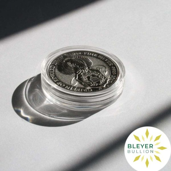 Bleyers Coin 39mm XL Capsule 2
