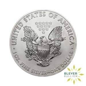 Bleyers Coin Best Value 1oz Silver American Eagle 1