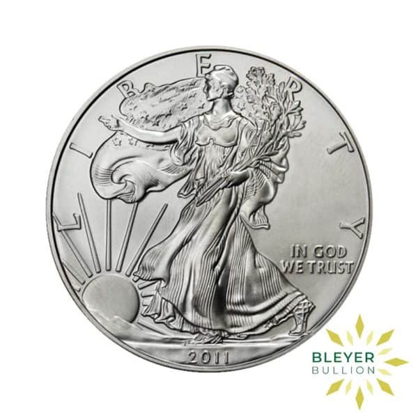 Bleyers Coin Best Value 1oz Silver American Eagle 2