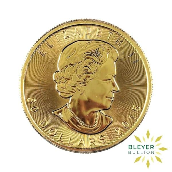 Gold Canadian Maple Coins Mixed B