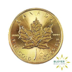 Gold Canadian Maple Coins Mixed F