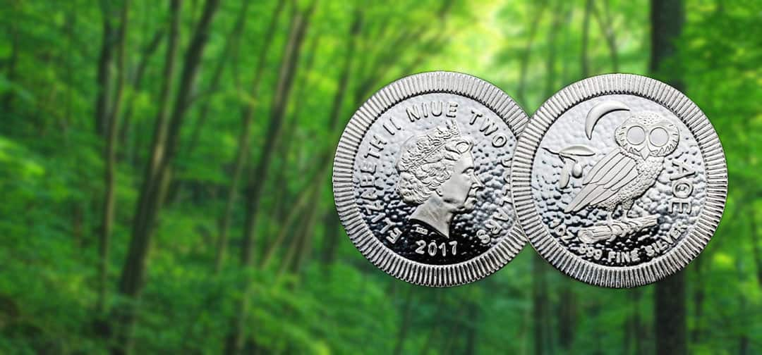 NEW COIN – The New Zealand Mint's Athenian Owl