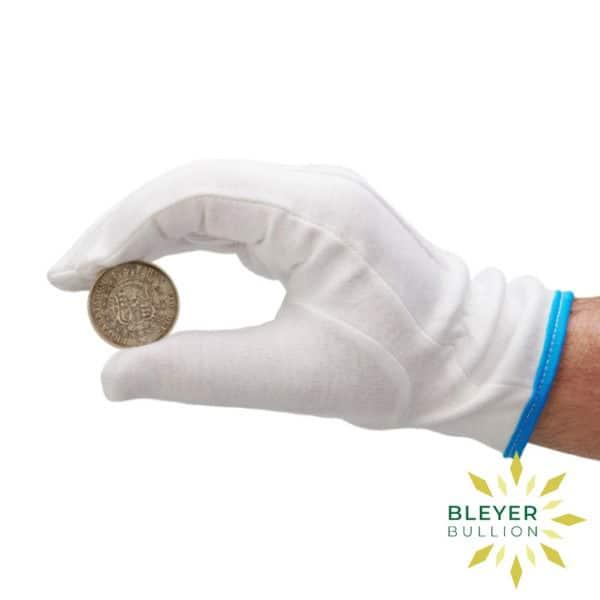 Bleyers Coin Leuchtturm Cotton Coin Gloves 1