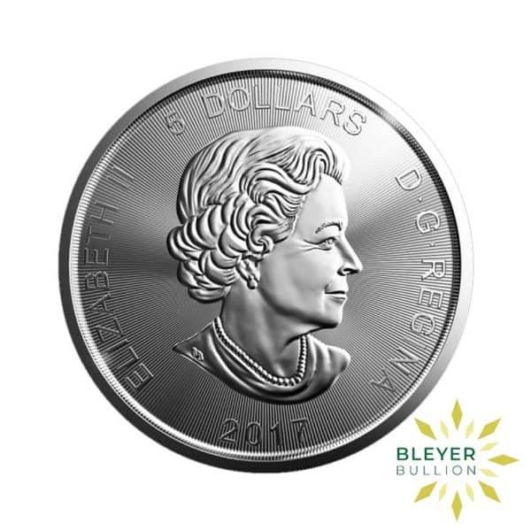 Bleyers Coin 1oz Silver Canadian Lynx Coin 2017 2