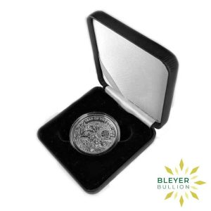 Bleyers Coin Black Leatherette Deluxe Presentation Box 1