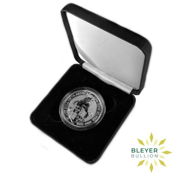 Bleyers Coin Black Leatherette Deluxe Presentation Box 2