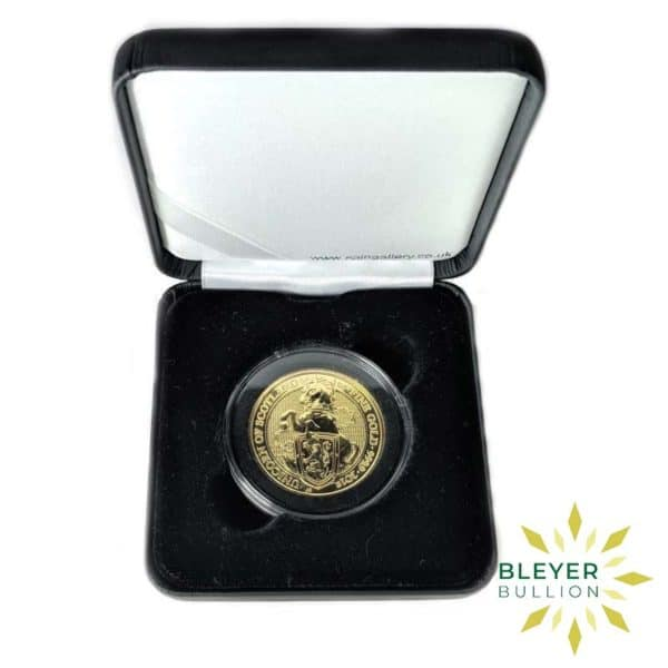 Bleyers Coin Black Leatherette Deluxe Presentation Box 3