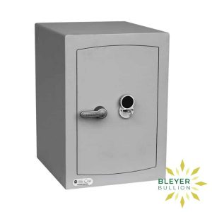 Bleyers Securikey Mini Vault S2 Silver 1 Safe Key Locking Safe 1