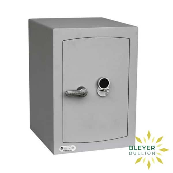 Bleyers Securikey Mini Vault S2 Silver 1 Safe Key Locking Safe 1