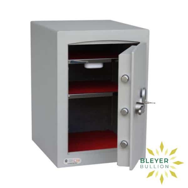 Bleyers Securikey Mini Vault S2 Silver 1 Safe Key Locking Safe 2
