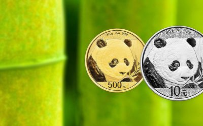 NEW COINS – 2018 Chinese Panda Coins