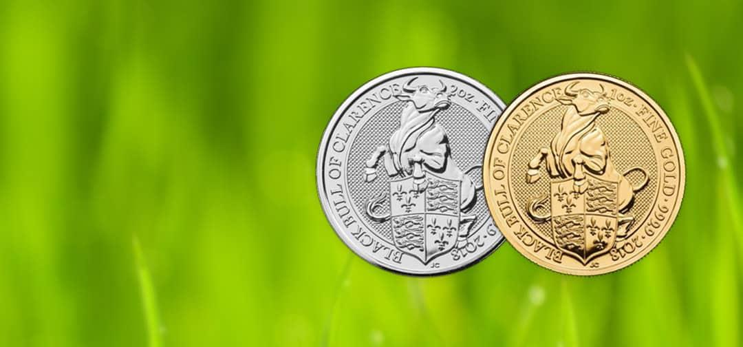 Header New 2018 Coin Black Bull