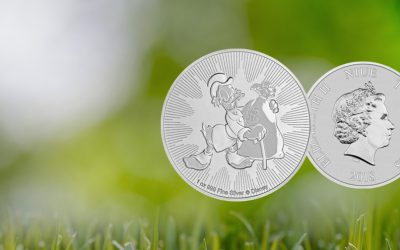 NEW COIN – The New Zealand Mint's 2018 'Scrooge McDuck' Niue Disney Coin