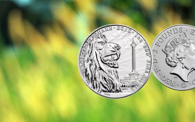 NEW COIN – The Royal Mint's Landmarks of Britain 2018 'Trafalgar Square' Coin