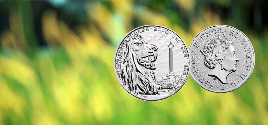 Header New 2018 Coin Trafalga Square
