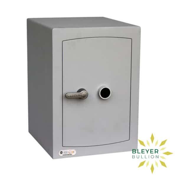 Bleyers Securikey Mini Vault S2 Silver 2 Safe Key Locking Safe 2