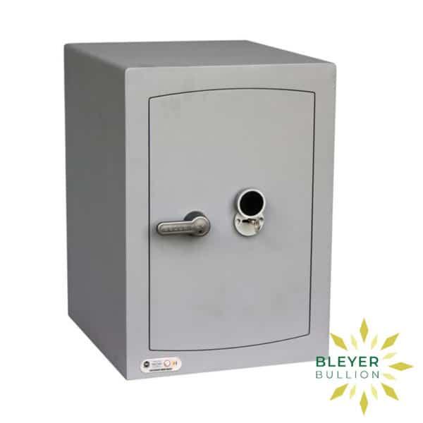 Bleyers Securikey Mini Vault S2 Silver 2 Safe Key Locking Safe 3