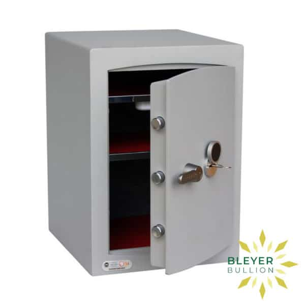 Bleyers Securikey Mini Vault S2 Silver 2 Safe Key Locking Safe 4