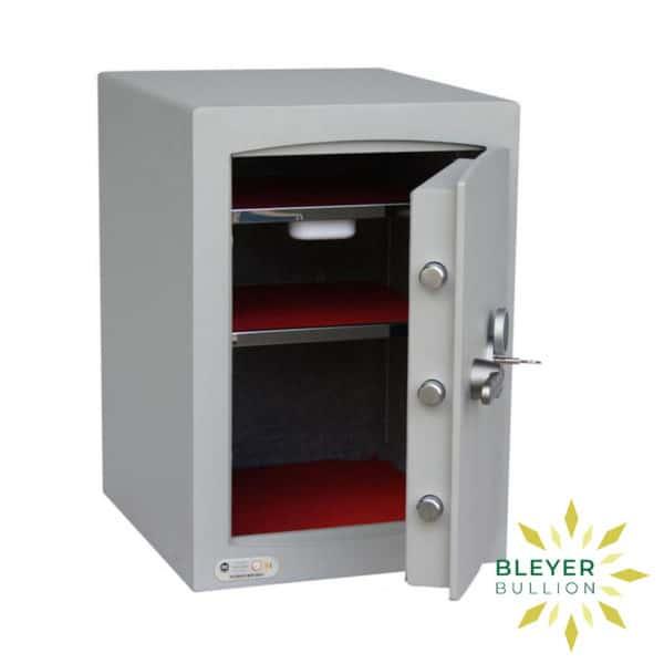 Bleyers Securikey Mini Vault S2 Silver 2 Safe Key Locking Safe 5