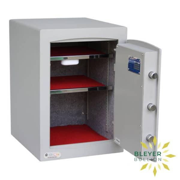 Bleyers Securikey Mini Vault S2 Silver 2 Safe Key Locking Safe 6
