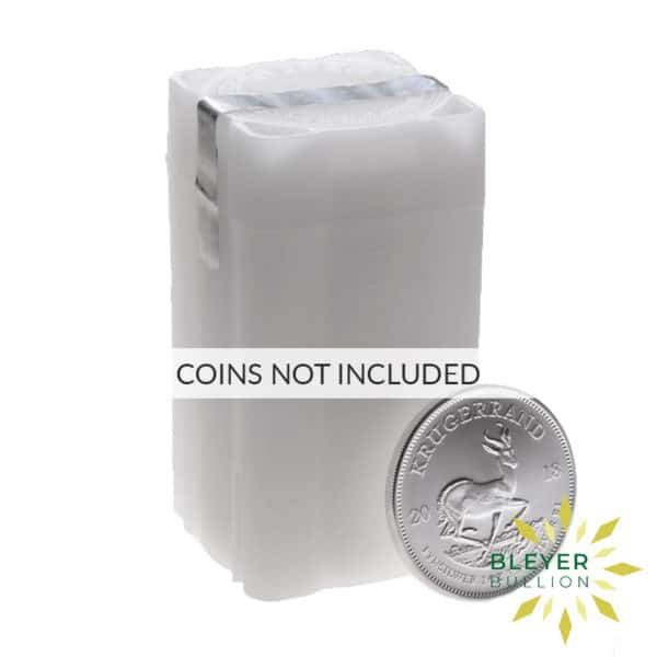 Silver Krugerrand Coin Tube – Empty 8