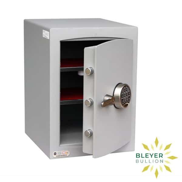 Bleyers Securikey Mini Vault S2 Gold FR 2 Safe Electronic Fireproof Safe 2