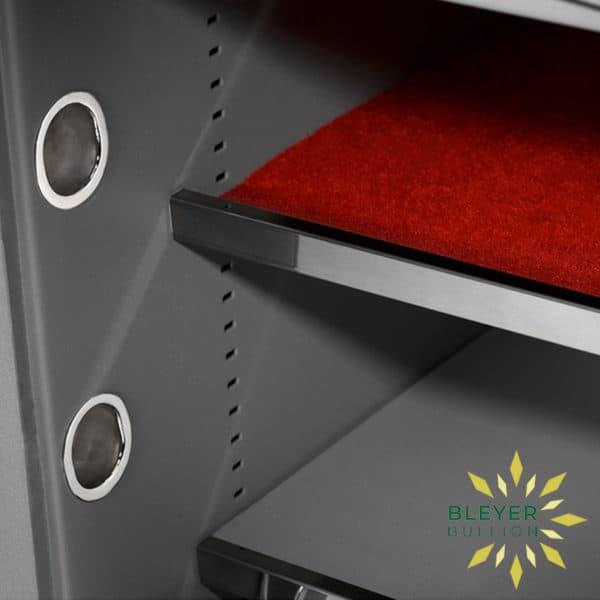 Bleyers Securikey Mini Vault S2 Gold FR 2 Safe Electronic Fireproof Safe 5