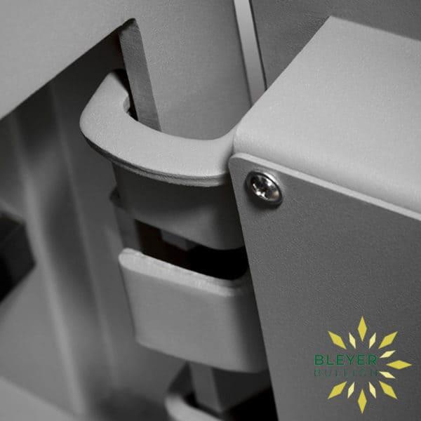 Bleyers Securikey Mini Vault S2 Gold FR 2 Safe Electronic Fireproof Safe 6