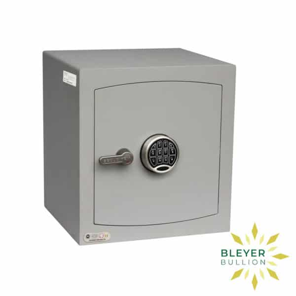 Bleyers Securikey Mini Vault S2 Gold FR 3 Safe Electronic Fireproof Safe 1