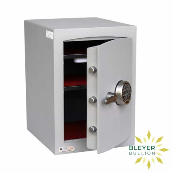 Bleyers Securikey Mini Vault S2 Silver 2 Safe Electronic Locking Safe 2
