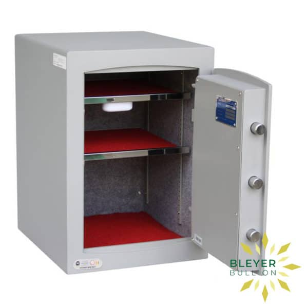 Bleyers Securikey Mini Vault S2 Silver 2 Safe Electronic Locking Safe 4