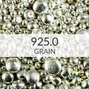 Bleyers Coin 1kg 925.0 Sterling Silver Casting Grain