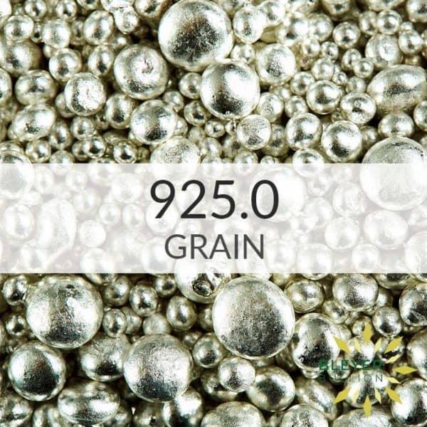 Bleyers Coin 1kg 925.0 Sterling Silver Casting Grain