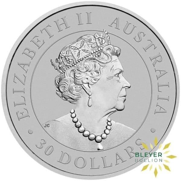 Bleyers Coins 1kg Silver Australian Koala Coin 2019 2