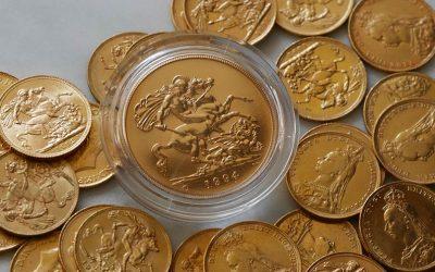Product Spotlight – Gold Sovereigns