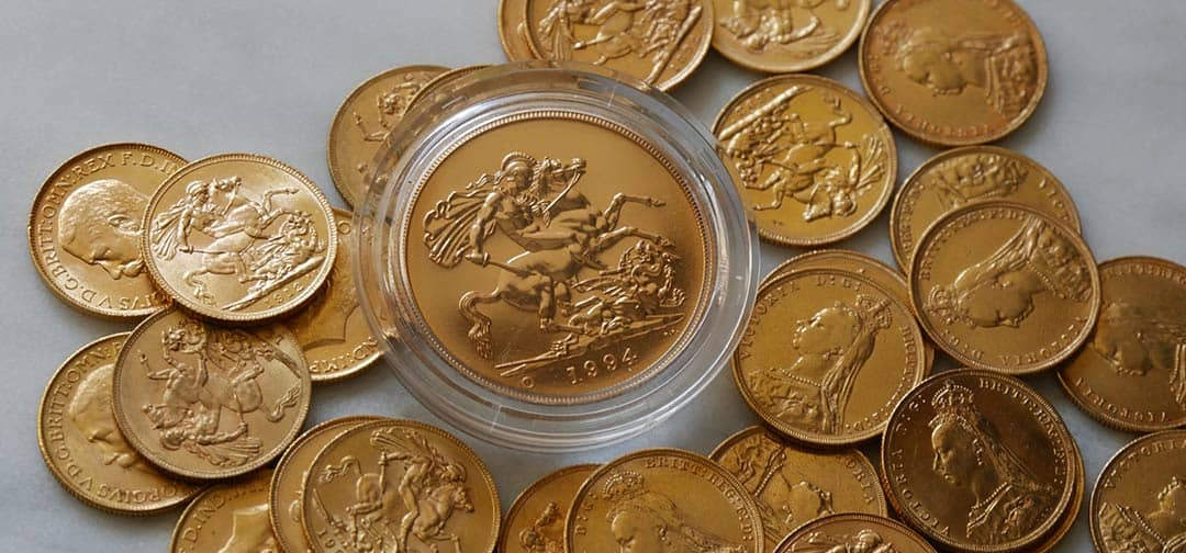 Product Spotlight – Gold Sovereigns