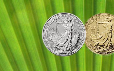 NEW COIN – The Royal Mint's 2018 Oriental Britannia Coins