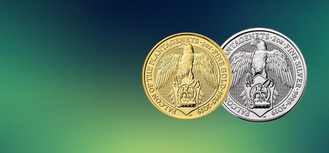 Header New 2019 Coin 2019 Falcon