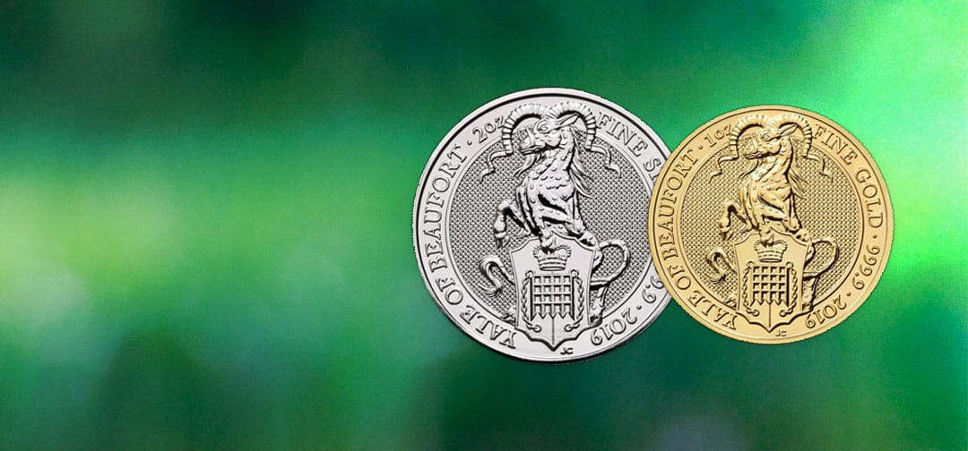 NEW COIN – The Royal Mint's Queen's Beast 2019 'Yale' Coins