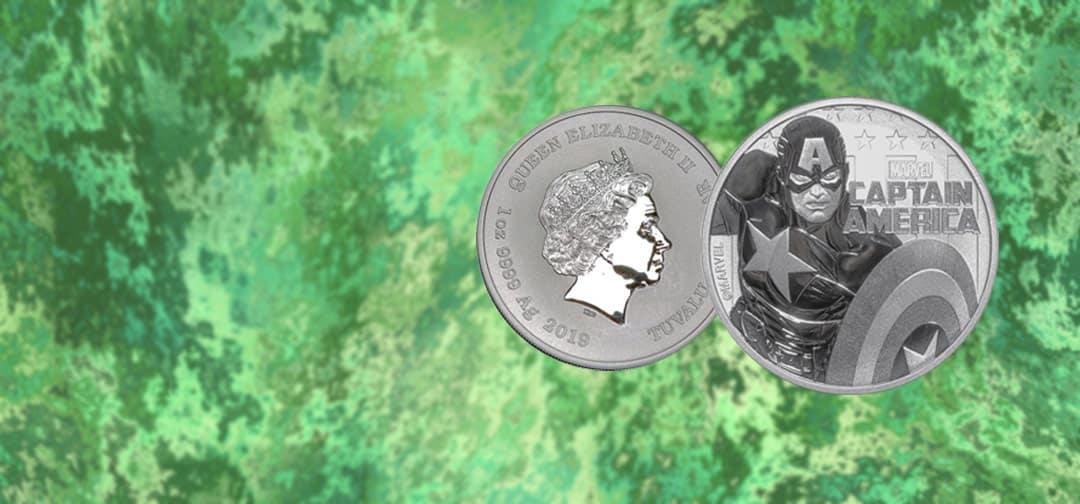 Header New 2019 Coin Captain America