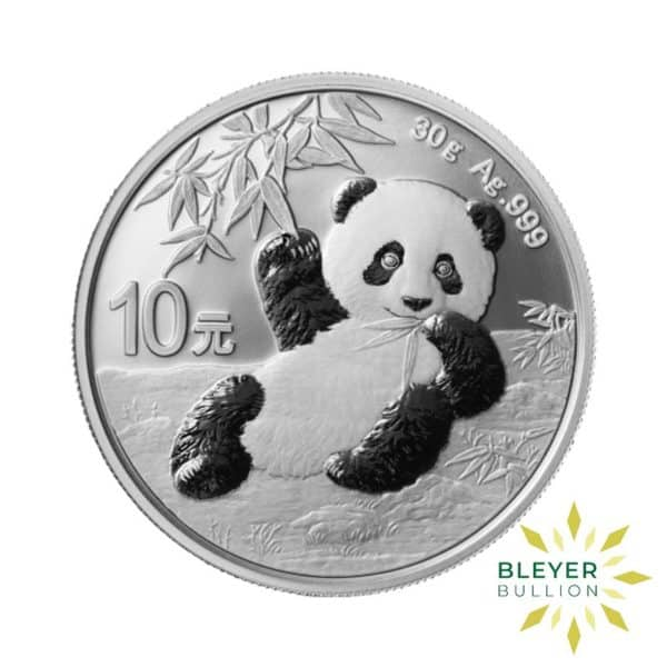 Bleyers Coin 30g Silver Chinese Panda Coin 2020 1