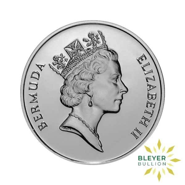 Bleyers Coin Best Value 1oz Palladium Bermuda Sea Venture Coin 1987 2